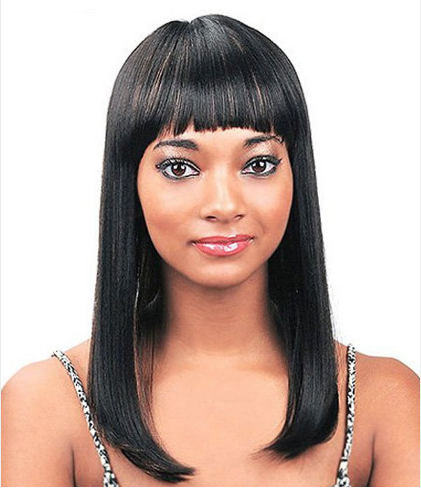 Junee Fashion Manhattan Style synthetic Wig - Eva