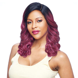 Vanessa Designer Lace Collection Human Blend 3 Way Y Part Lace Wig - TYHB KEKO