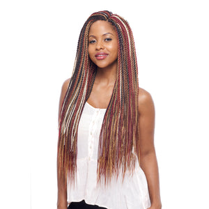 Vanessa EZ Hair Pre-Stretched Braid 54""