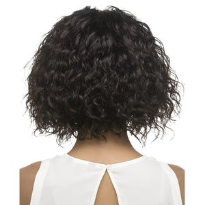 Vivica A Fox 100% Natural Brazilian Remi Hair Full Swiss Lace Wig - VENETA