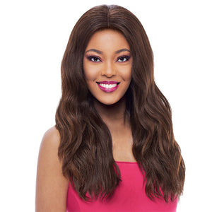 Vanessa Express Swissilk Lace Wider Middle Part Wig- TOPS WM ADABA