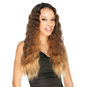 Freetress Equal  Lace Front  Deep Invisible L Part Wig - Atalya