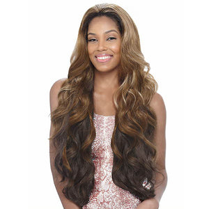 Vanessa Express Synthetic Half Wig - Las Bamby