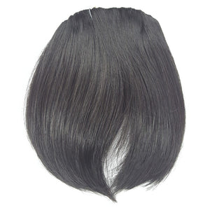 Masterpiece Bang & Bun Synthetic Hair - Bang 4 Bun