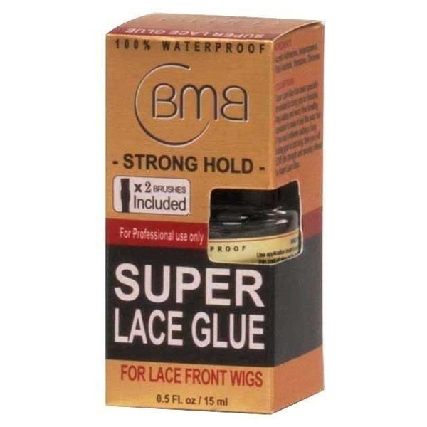 BMB Super Lace Glue Super Hold - 0.5 Fl. Oz. (15 mL)