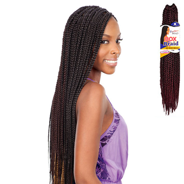 Freetress Equal Synthetic Braid - MEDIUM BOX BRAID