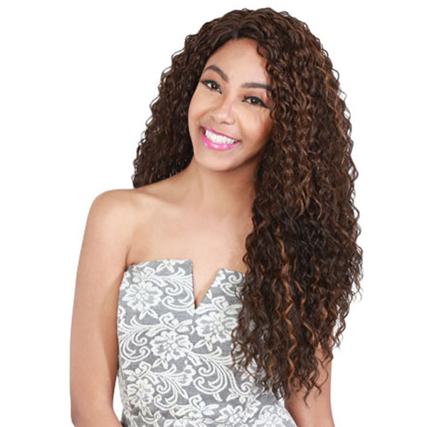 Zury Hollywood Sis Royal Swiss Lace Pre - Tweezed Part Wig - SW-H CANTU