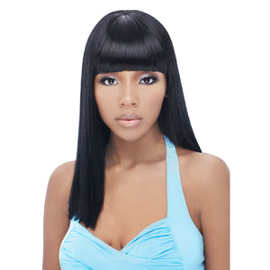 Outre Quick Weave Synthetic Complete Cap - Brie