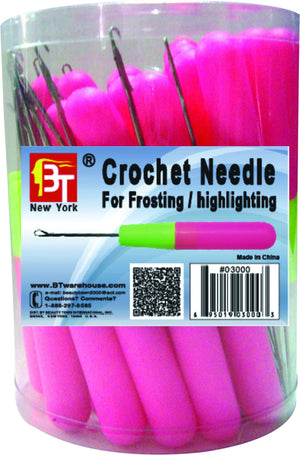 Crochet Needle 36pcs Jar