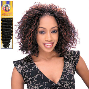 MilkyWay 100% Human Hair Braid - Deep Bulk