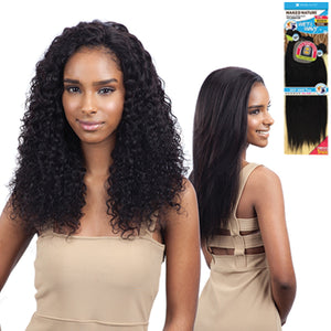 Naked Nature 100% Unprocessed Virgin Remi Brazilian Hair Wet & Wavy - Deep Wave 7PCS