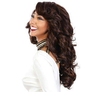 Zury Hollywood Sis Diva Pre-Tweezed Part Wig - DIVA-H SISTA