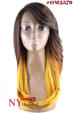 Junee Fashion Manhattan Style Wig - Dove