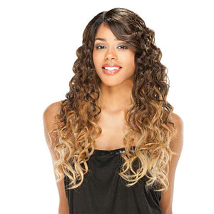 Freetress Equal  Lace Front  Deep Invisible L Part Wig - Enya