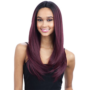 Freetress Equal Freedom Part Lace Front Wig - FREEDOM PART LACE 201