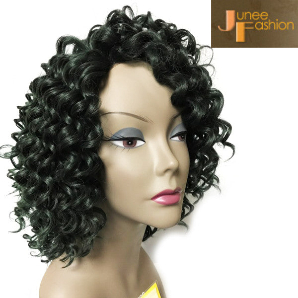 Junee Fashion Manhattan Style Synthetic Soft Lace Front Wig - SOFT LACE GLEN b2c158e13230
