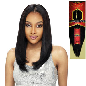 Saga Gold Remy Invisible Part Closure