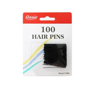 Annie Hair pins - 100 pcs
