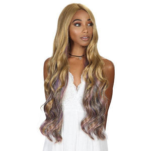 Zury Hollywood Sis BEYOND Collection Synthetic Lace Front Wig - BYD-LACE H HERI