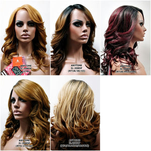 Modu Anytime Synthetic Lace Front Wig Deep Part IL-208DP