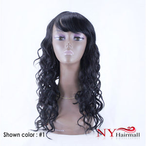 Nix & Nox 100% Human Virgin Indian Remy Wig - Indian04
