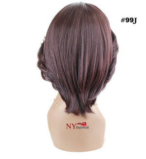 Signature Looks Synthetic Full Wig- Ivory