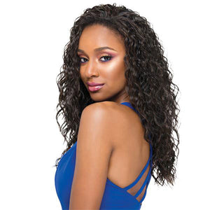Outre Quick Weave Synthetic Half Wig - JANESSA