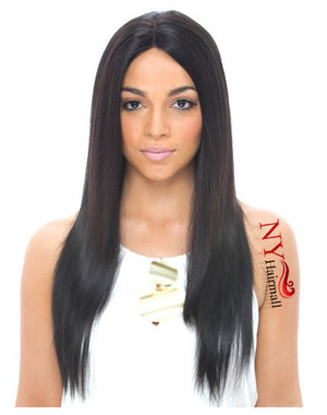 Janet Collection VIP Remy Parting Lace Closure - Straight 14""