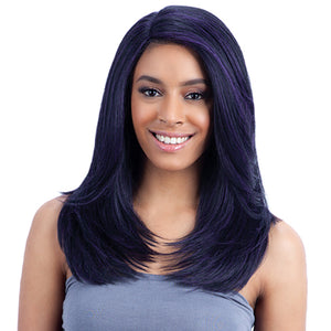 Freetress Equal Lace Front Deep Invisible L Part Wig - Jannie