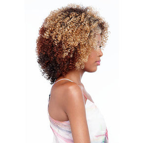 Vanessa Express Half  Wig Synthetic Hair - La Jaz