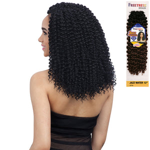Freetress Equal Synthetic Braid - JAZZ WATER 12""
