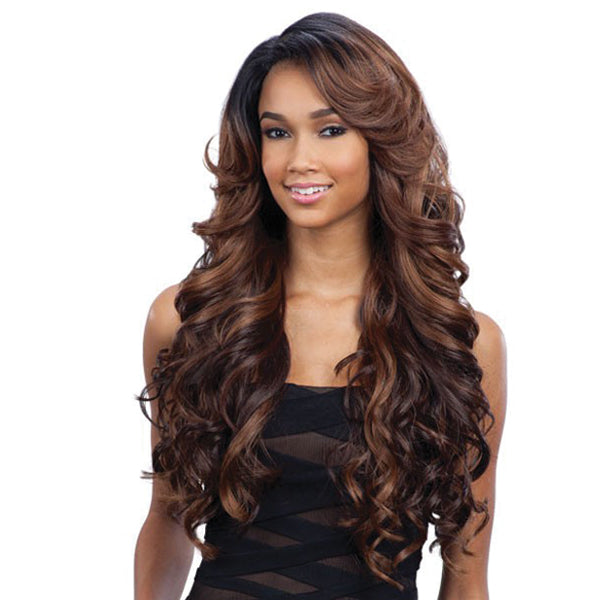 Freetress Equal Lace Front Deep Invisible L Part Wig - KARISSA