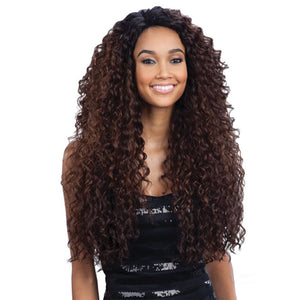 Freetress Equal Lace Front Deep Invisible L Part Wig - KITRON