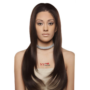 Sihouette Luxury Lace Front Straight Wig - Lace 007