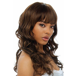 Vanessa Express Synthetic Half Wig - La Oria