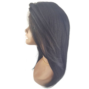 Signature Looks Synthetic Lace Front Wig - LINIA