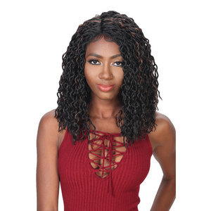 Zury Hollywood Sis Swiss Lace Front Wig - LOC LACE LULLA