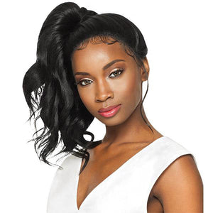 Outre Pre-Plucked 4-Way Part Swiss X Lace Front Wig - VIXEN LOOSE WAVE