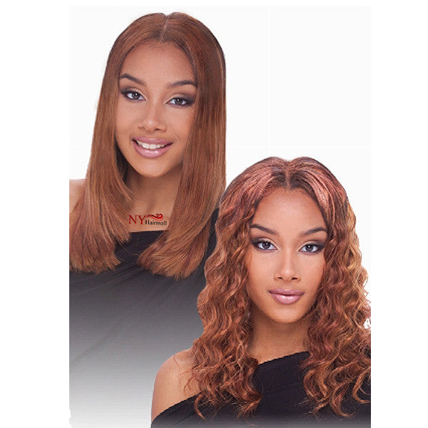 Model Model DreamWeaver Indian Hair Wet & Wavy Collection - Loose Deep