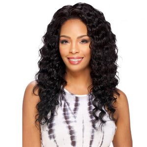 "Sensual Vella Vella Remi Hair 100% Full Hand-tied Whole Lace Wig - LOOSE DEEP 20""~22"""