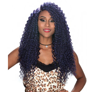 Zury Hollywood Sis NaturaliStar Pre-Tweezed Part Wig - NAT-H 3B LOTTA