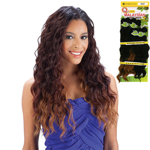MilkyWay Que Human Blend Weave - Malaysian Loose Wave 7PCS