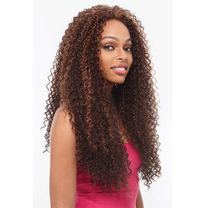 Vanessa Express Synthetic Half Wig - Las Manda