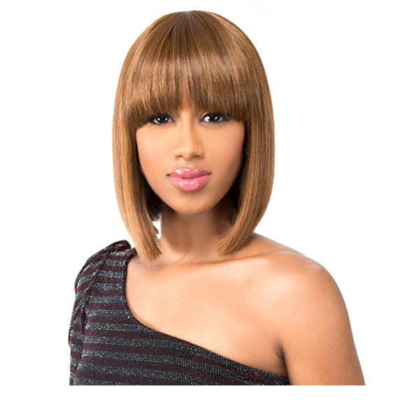 The Wig Human Hair Blend Full Wig - HH Mimi