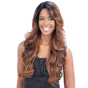 Freetress Equal Lace Front Deep Invisible Part Wig - Mizzy