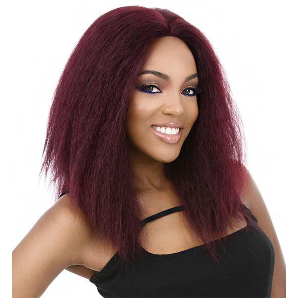 a135a472998 It's a Wig 100% Remi Human Hair Full Lace Front Wig - MOCHA ...