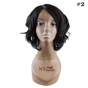 Signature Looks Synthetic Lace Front Wig - Moda