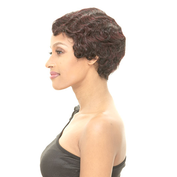 Janet Collection Premium Synthetic Wig Mommy