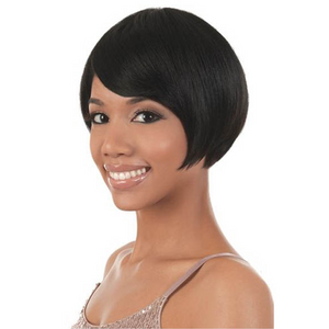 Motown Tress 100% Indian Remi Human Hair Full Wig - Angel