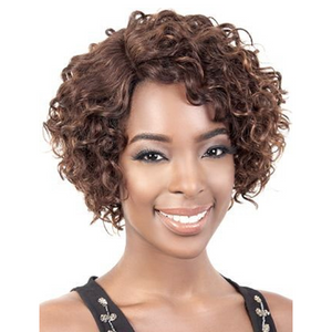 Motown Tress 100% Remy Human Hair Full Wig - HR. CAMILA